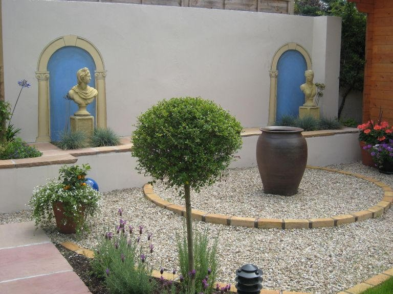 Mediteranean Theme in Monkstown