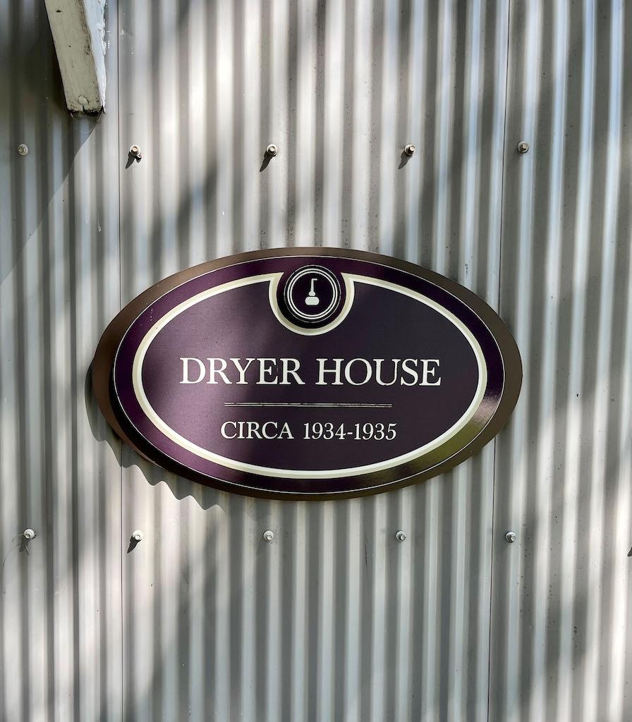 Dryer House - Woodford Reserve Distillery