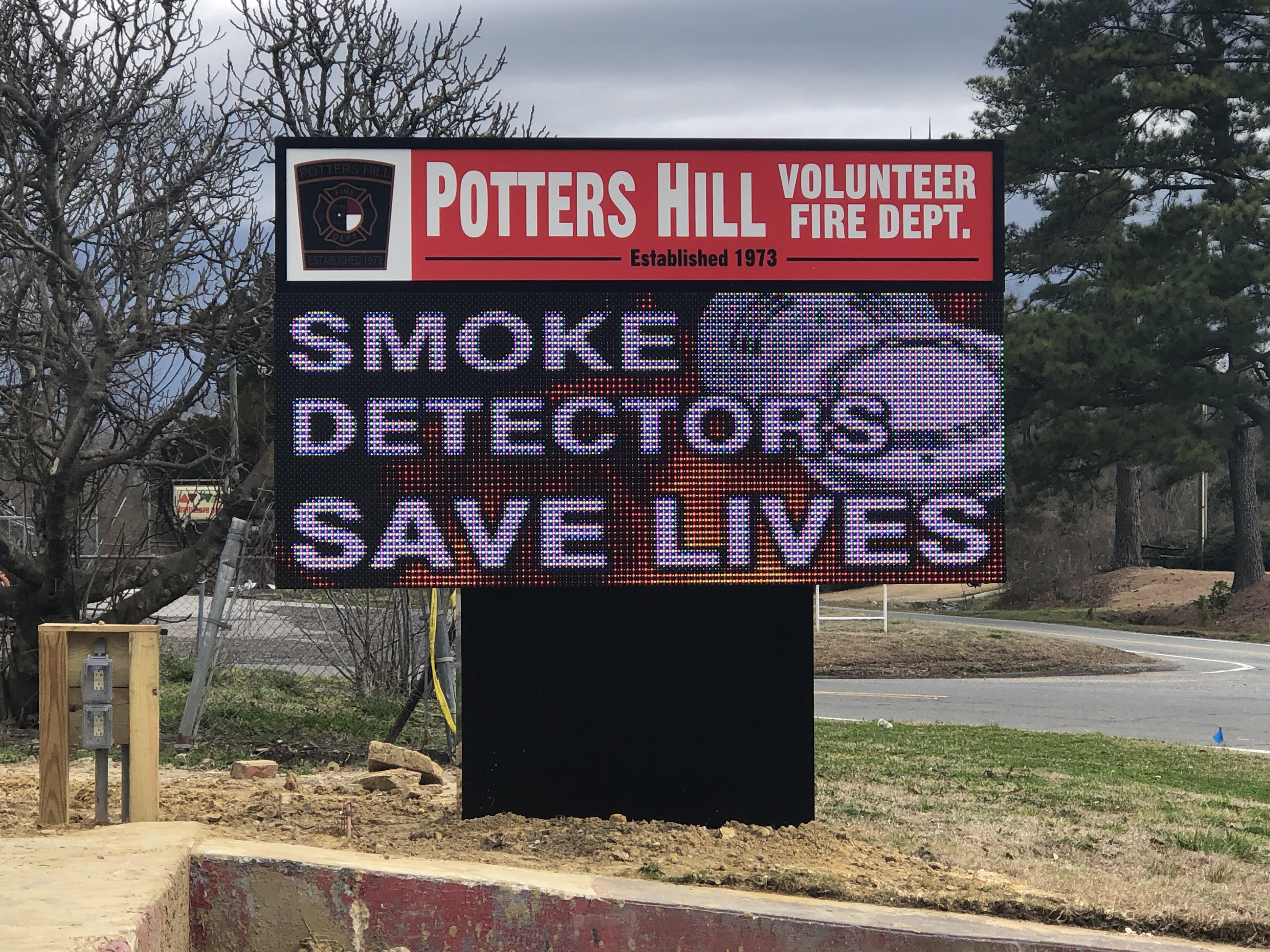 Potters Hill Fire Department