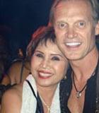 Vasana and Scott Cole