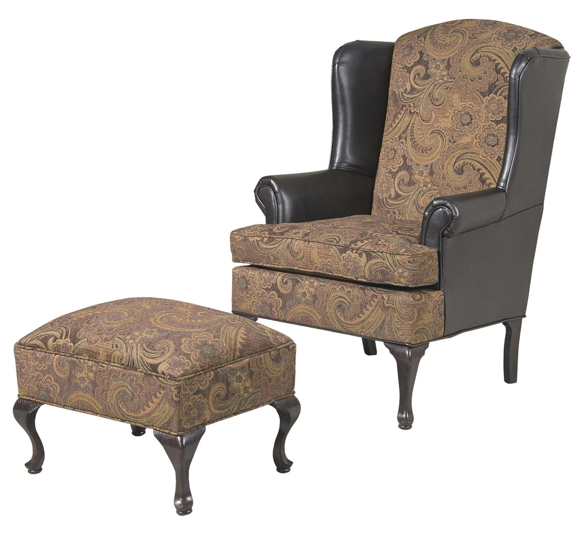 2200SIRA Serta Wing Back Chair