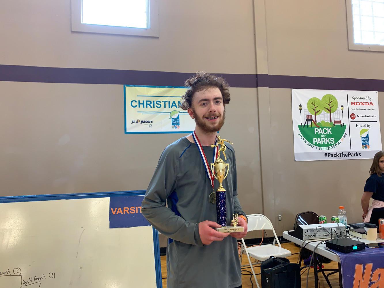 Varsity MVP: Seth Castle
