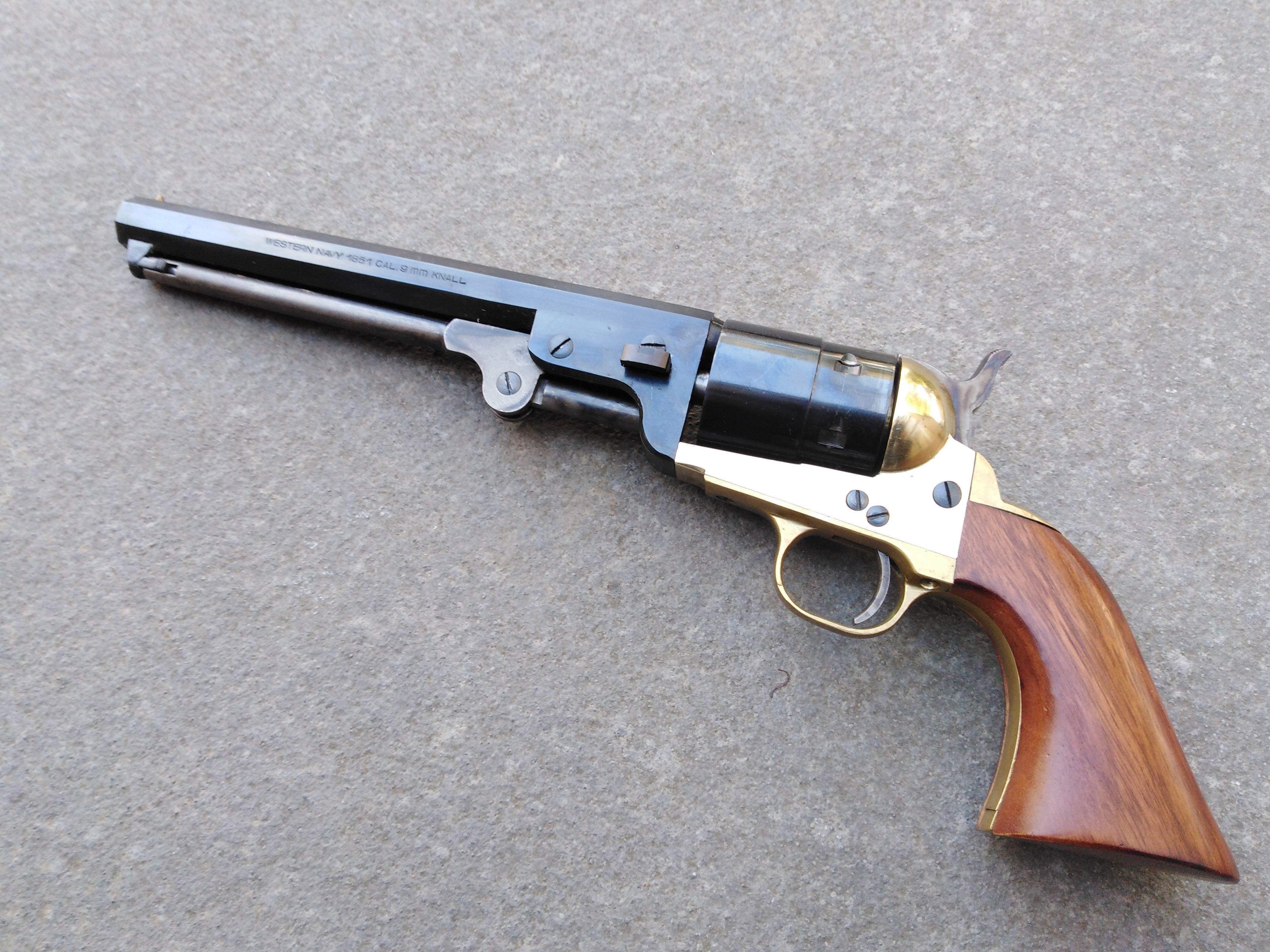 Pietta 9mm Navy 1851