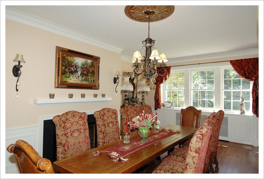 Dining Room of Home    