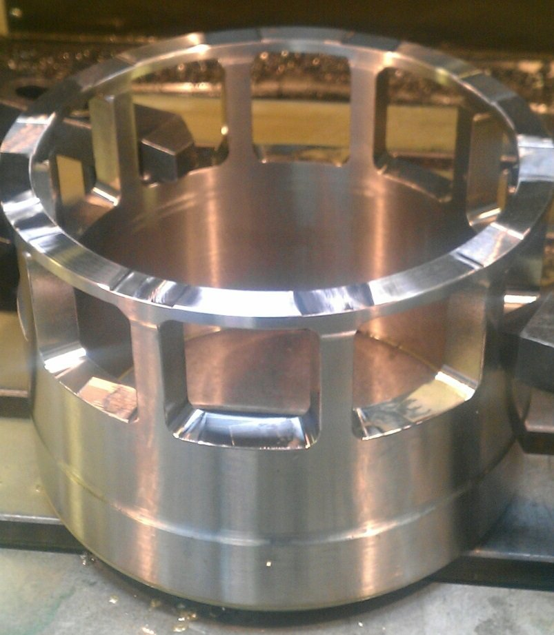 Commercial Machining Gallery