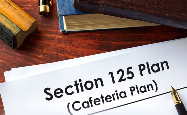 Papers With Section 125 Plan (Cafeteria Plan)