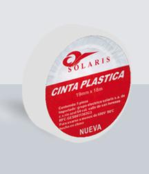 CIN-18-BC Cinta Aislante Blanca 18 mts