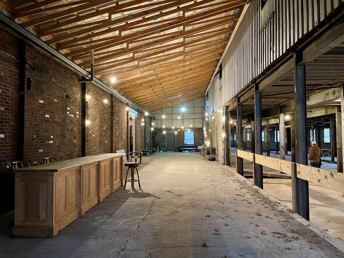 Future Restaurant & Bar - Old Samuels Distillery