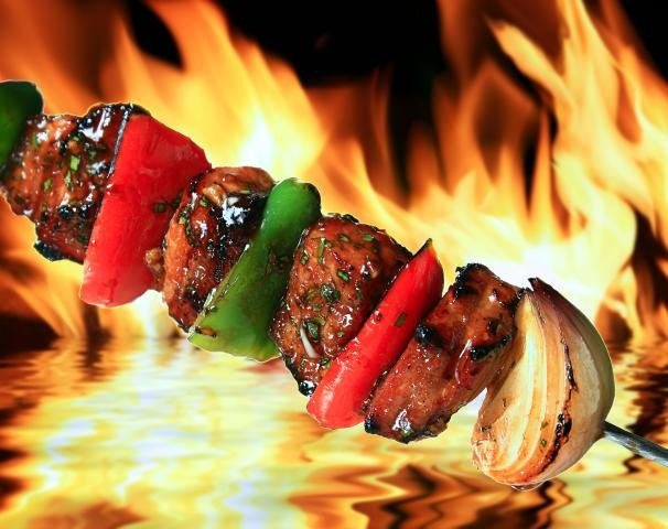Delicious Grilled Kabob