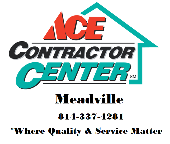 Ace Contractor Center- Meadville, PA
