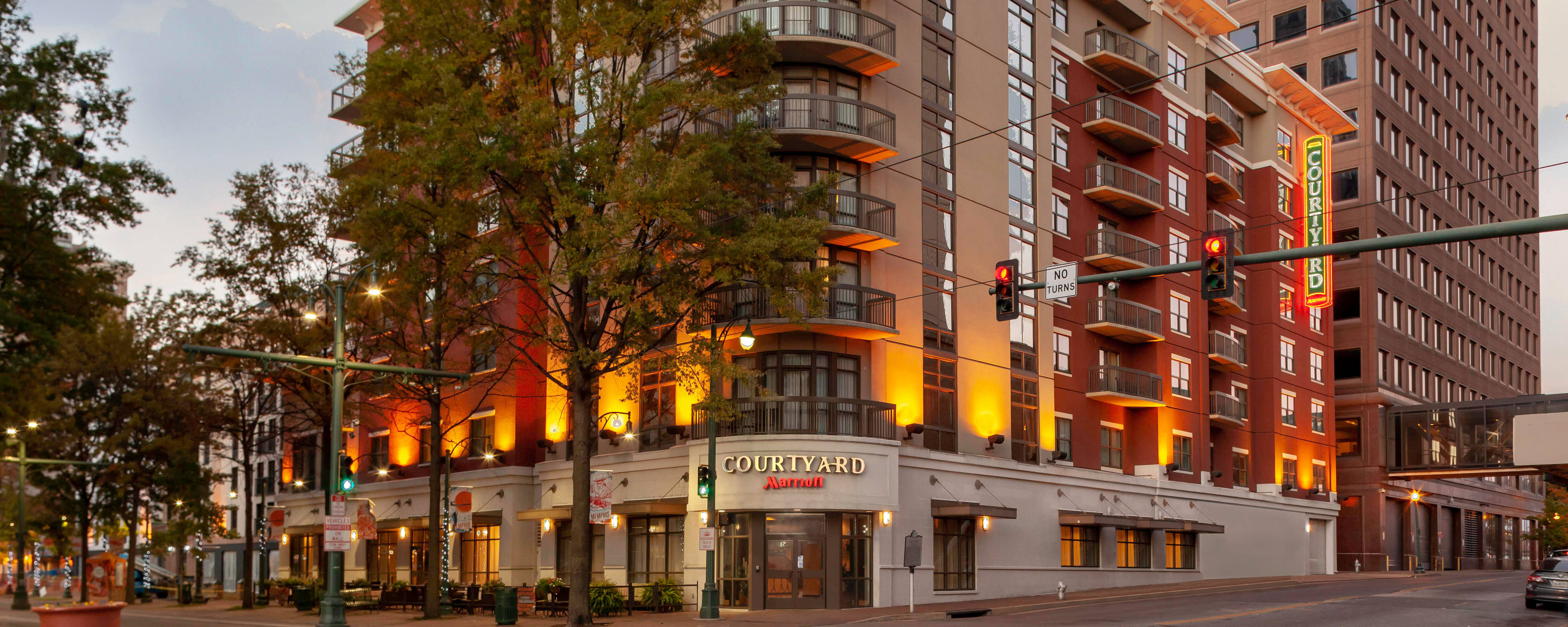 Courtyard Marriott - Memphis, TN