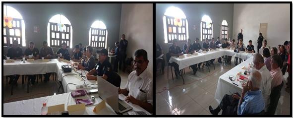 El día 06 de Julio participamos en la reunión Acciones Interinstitucionales  derivadas de la Alerta de Género en el Municipio de Tuxtla Chico Chiapas,  En dónde se hizo el compromiso por parte del DIF de Tuxtla Chico,  Por la Superación de la Mujer AC, Fiscal del Ministerio Publico, Oficial de  Gendarmería, Consejo Ciudadano y Seguridad Pública Municipal de realizar talleres sobre Violencia Familiar, impartidas por el personal de  Por la Superación de la Mujer AC.