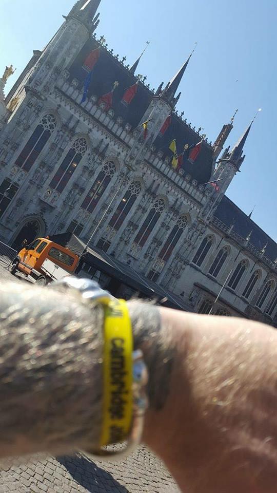 Spike Judd, Brussels