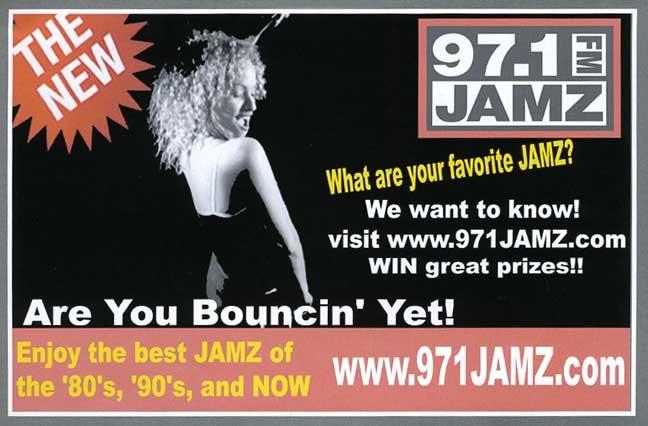 97.1 Jamz FM