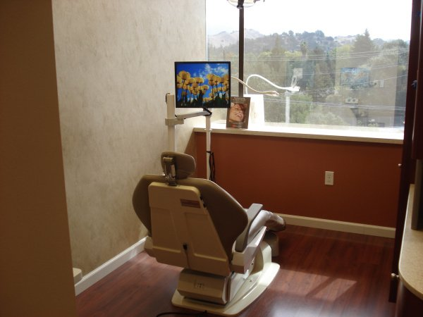 Dental Exam Area