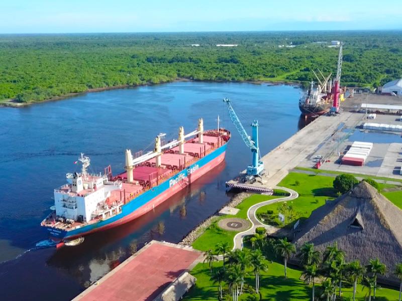 Puerto Chiapas.