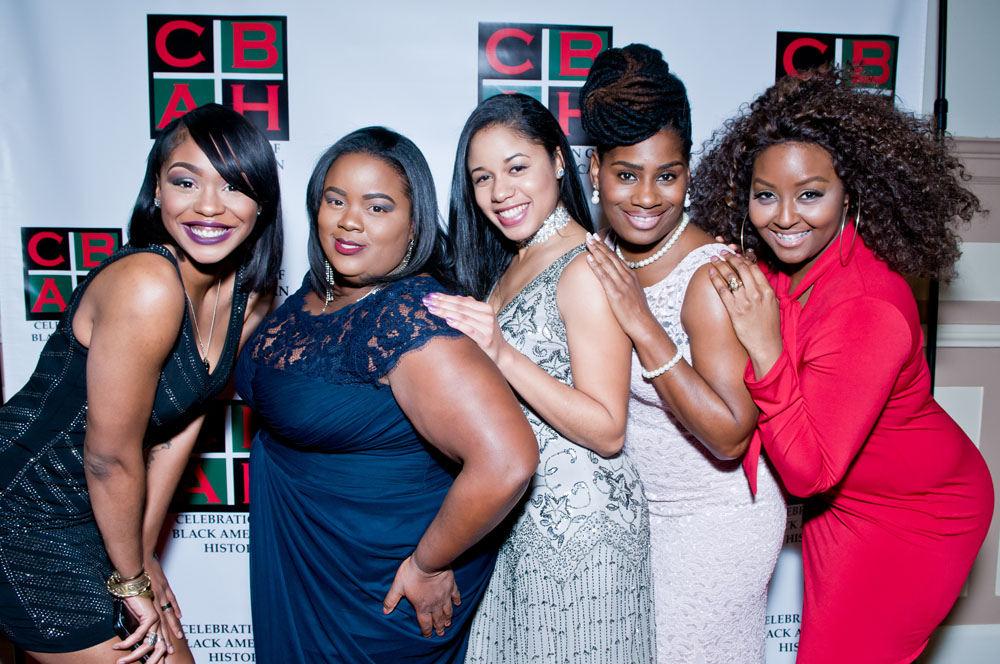 Gorgeous Black Women