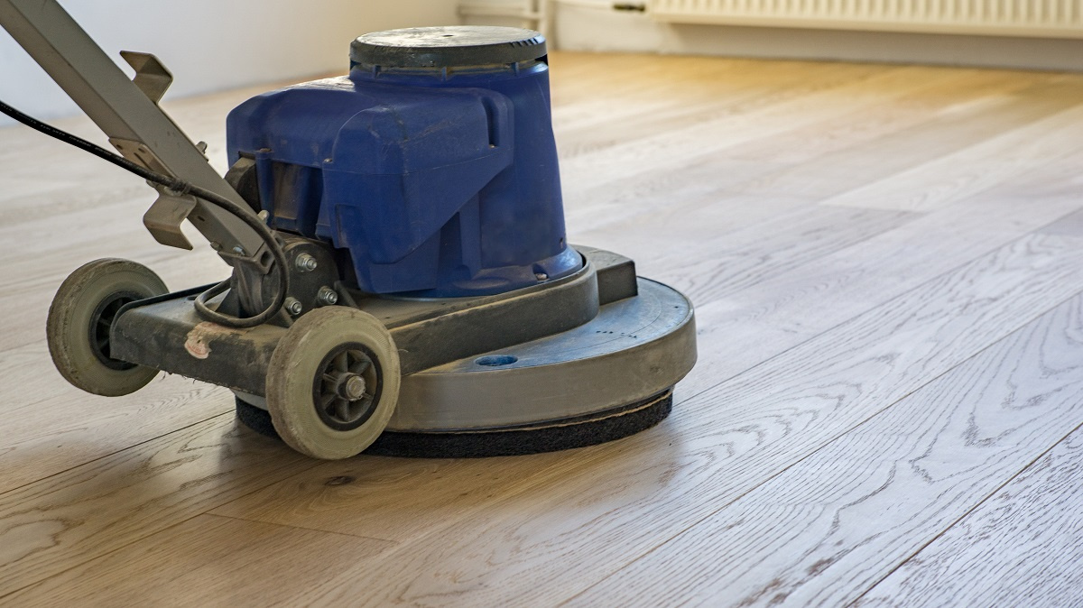Wax Floor