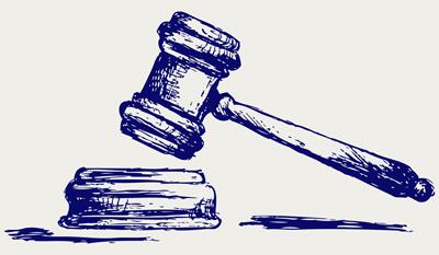 Judge gavel||||
