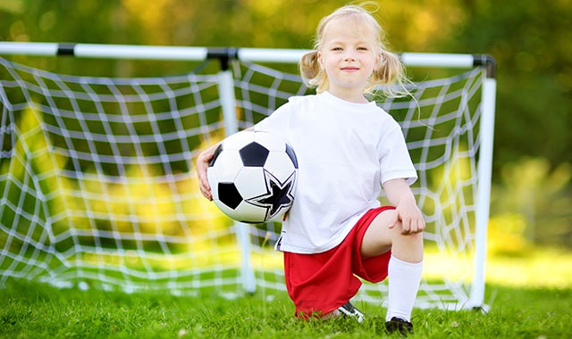 Playing a Soccer Game