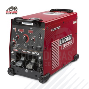 FLEXTEC® 500 SOLDADORA MULTIPROCESOS Flextec 500 Multi-Process Welder K4091-1