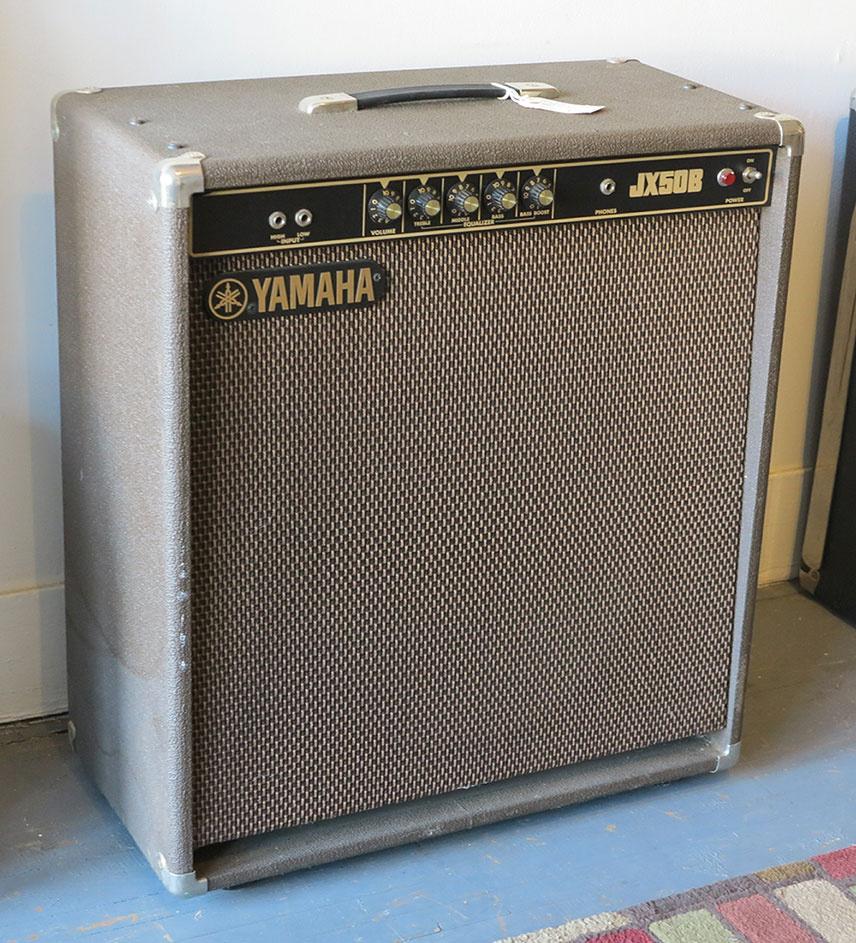 Yamaha JX50B Amplifier