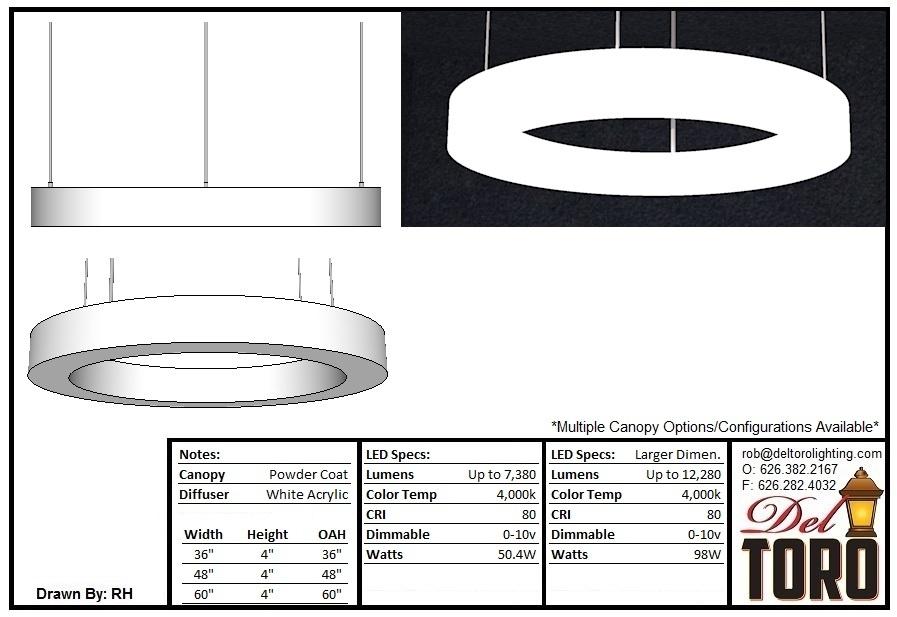 050P-Acrylic Ring Pendant