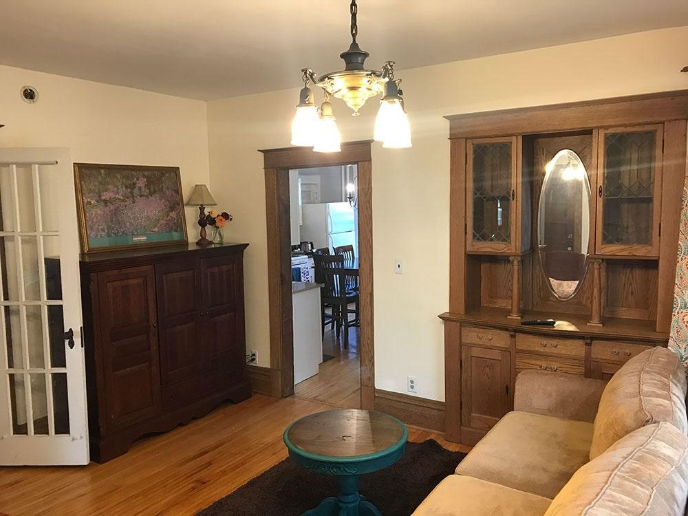 Mary Kay's Manor Living Room