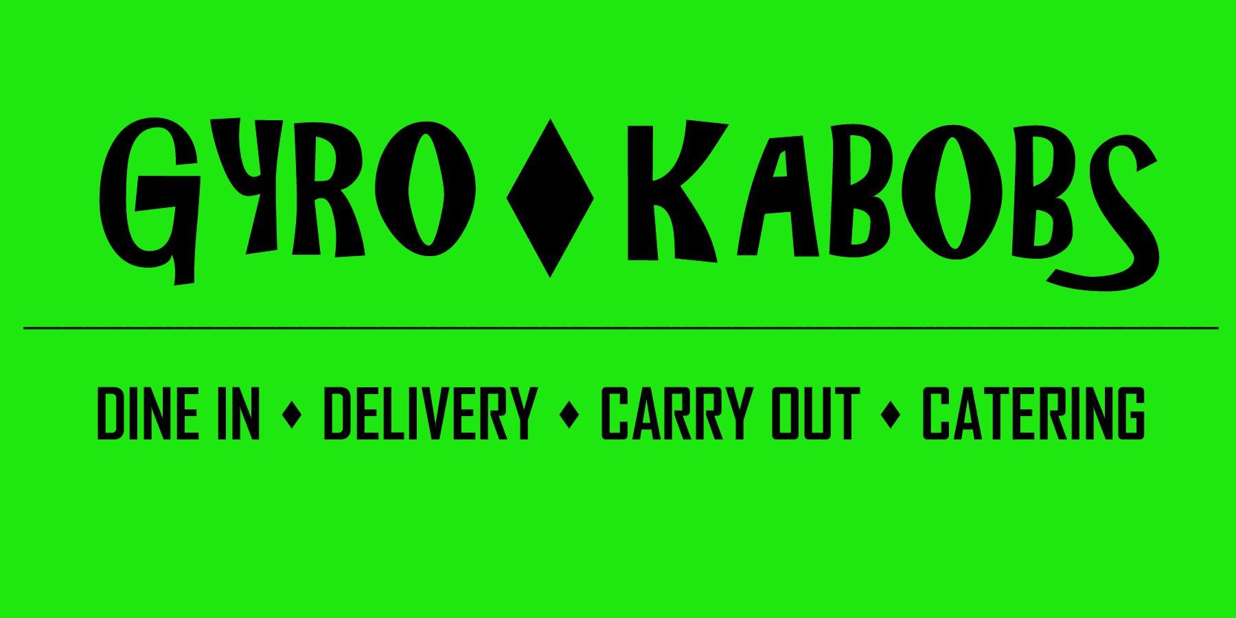 Gyro Kabobs