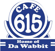 Cafe 615 Home of Dawabbit in Gretna, LA is a restaurant.