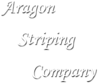 Aragon Striping in Ontario, CA offers expert road striping, sign installations, markers, lines and legend markings.