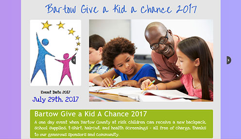 Bartow Give A Kid A Chance 2017