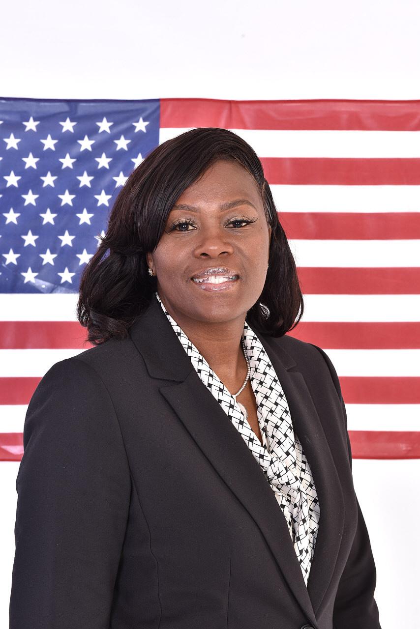 Major Theia Moore-Hardrick Chief Investigator