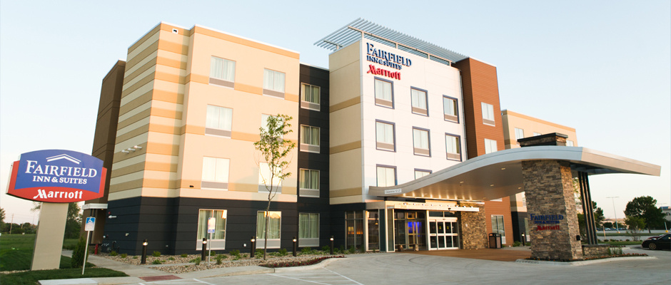 Fairfield Inn & Suites, Waterloo