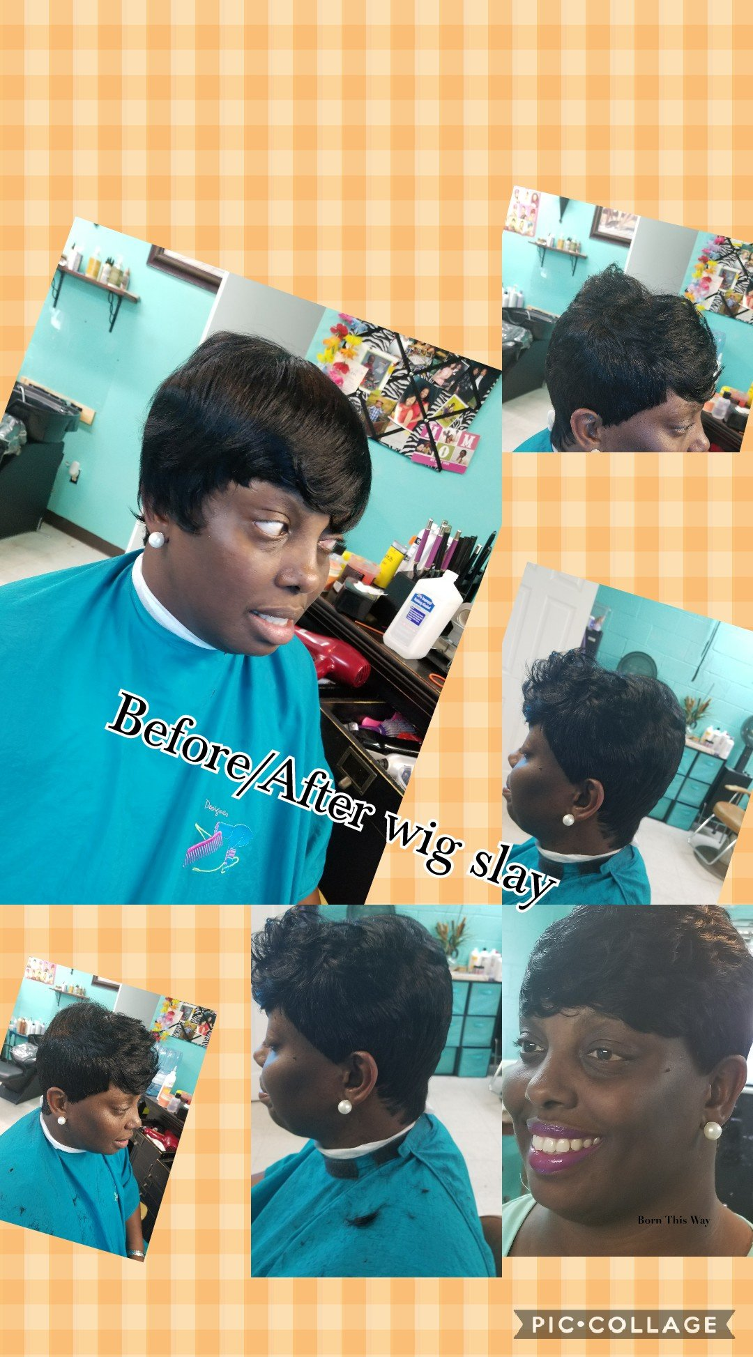 Customized Hair Products