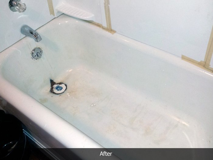 Tub After||||