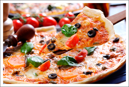 Italian pizza recipe||||