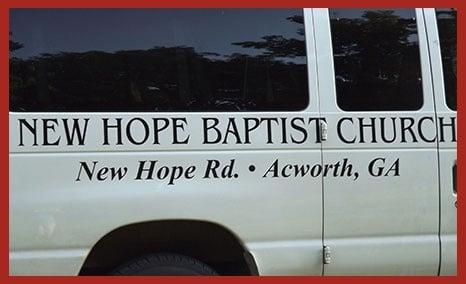 Church Van