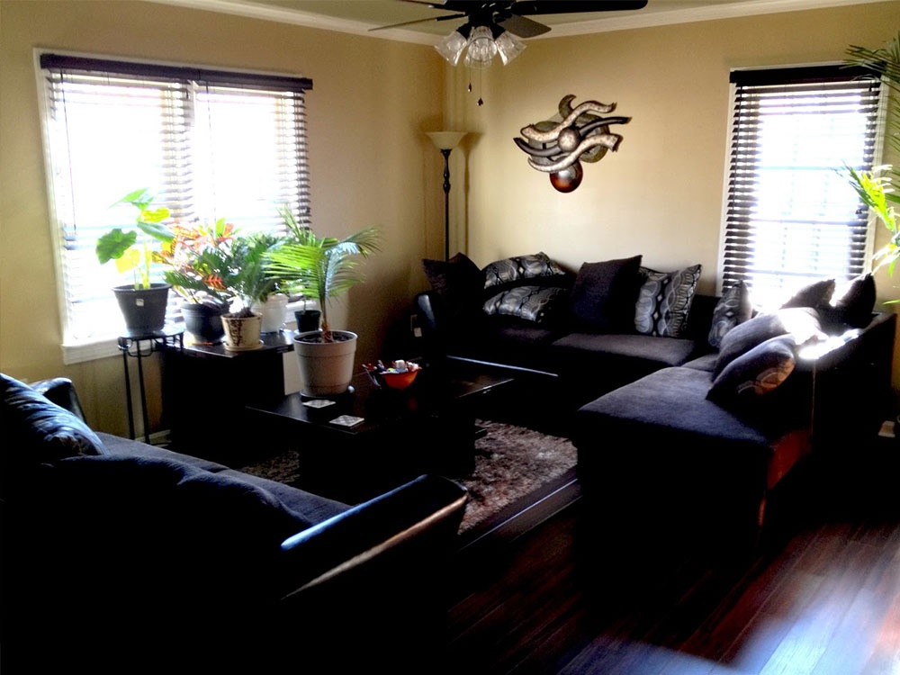 Living Space Remodeling and Painting