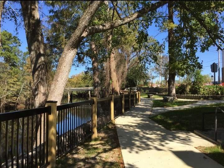 City of Lumberton Riverwalk
