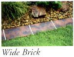 Wide Brick stamp