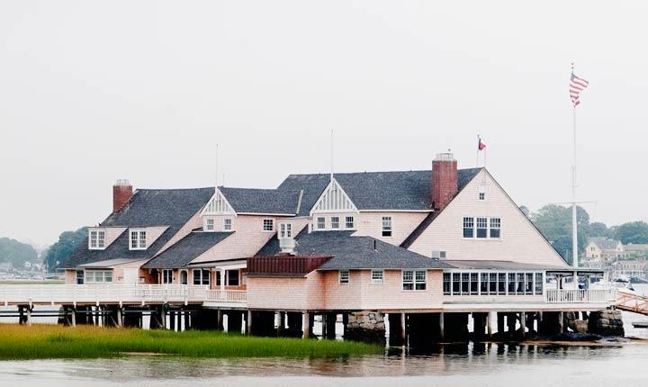 Annisquam Yacht Club - Gloucester, Ma