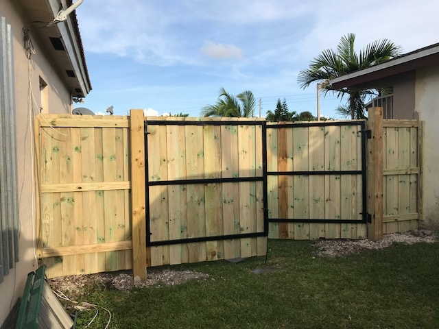 Gate / Fence Replacement