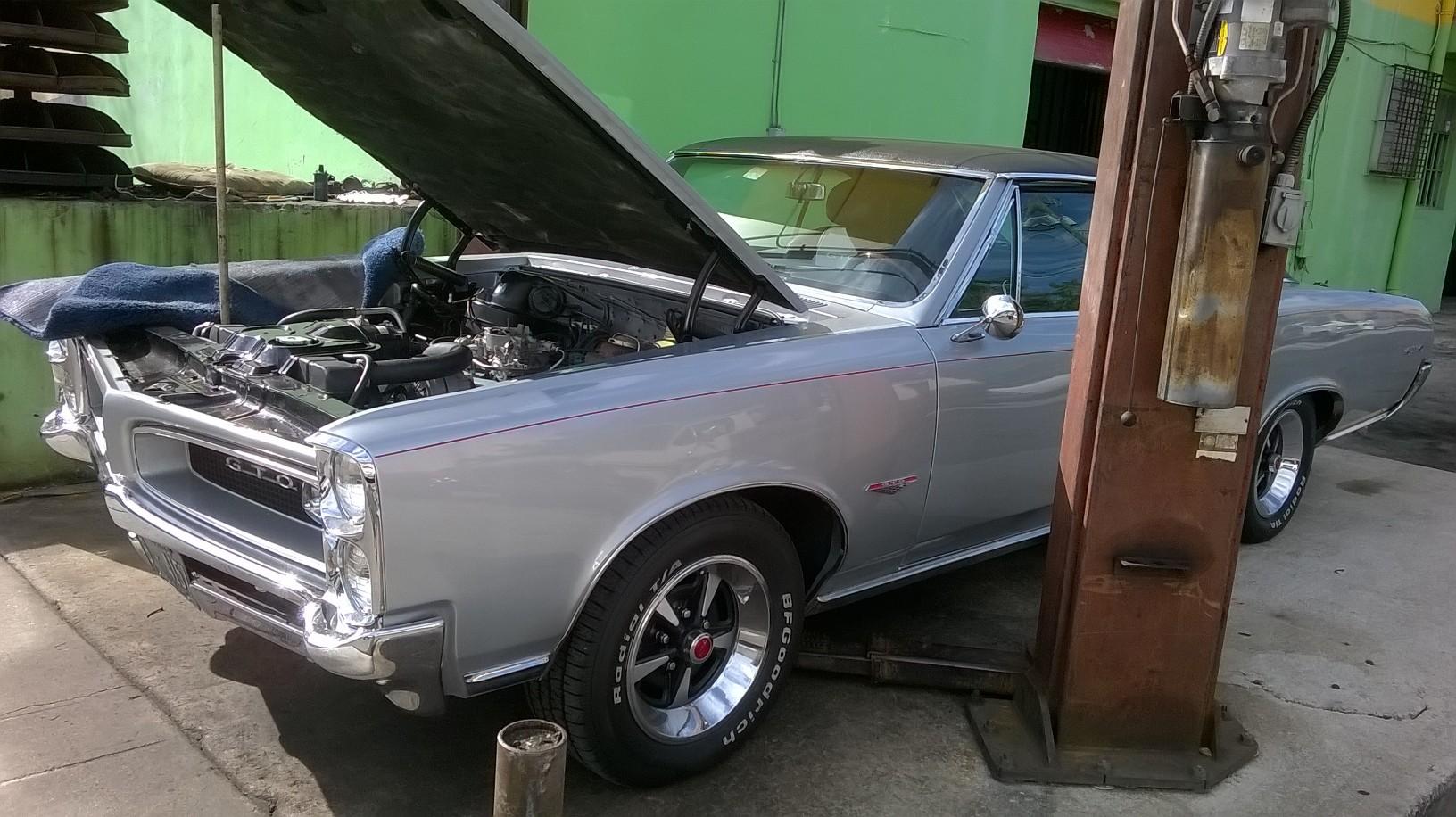 1966 Pontiac G.T.O
