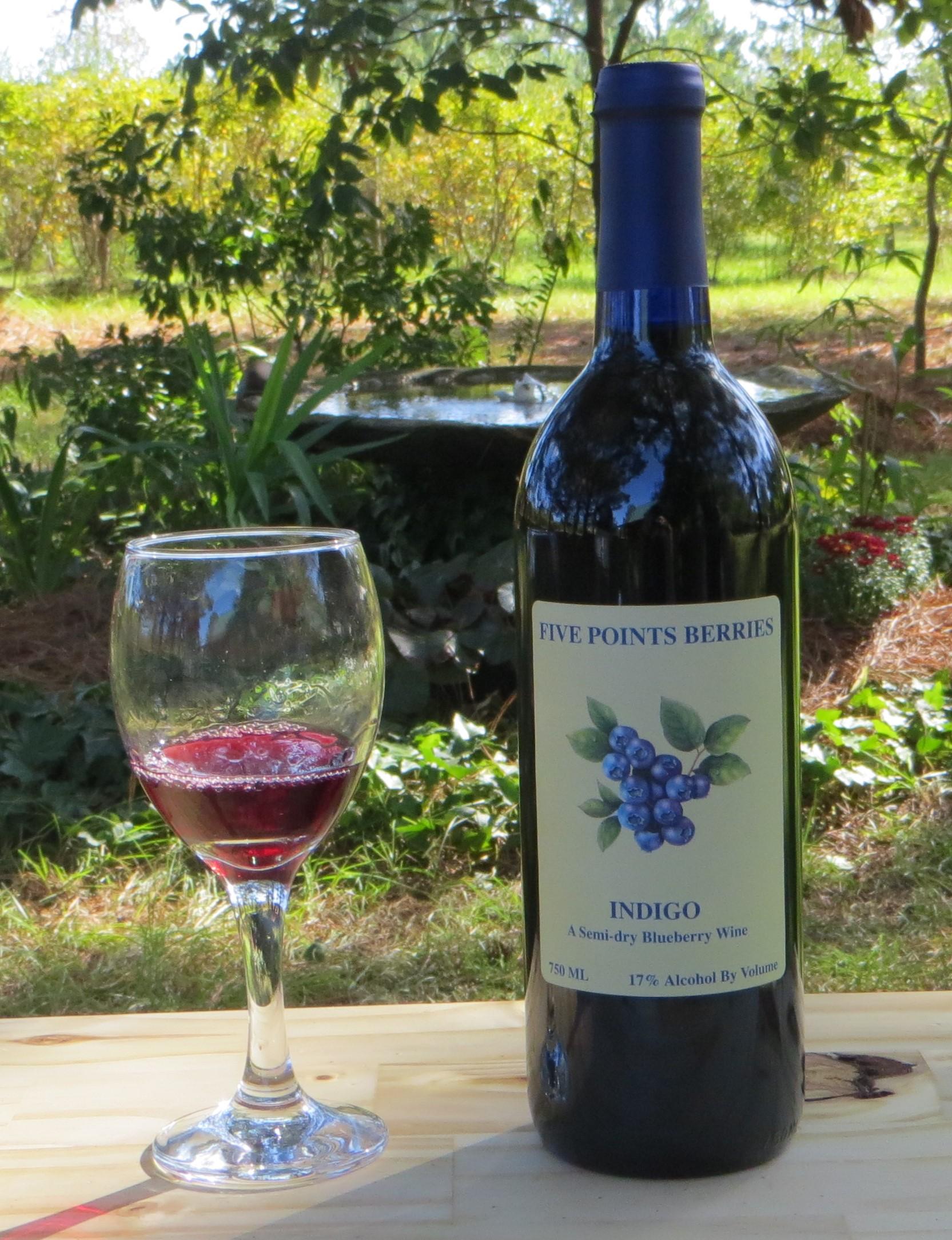 Semi Dry Wine Bottle