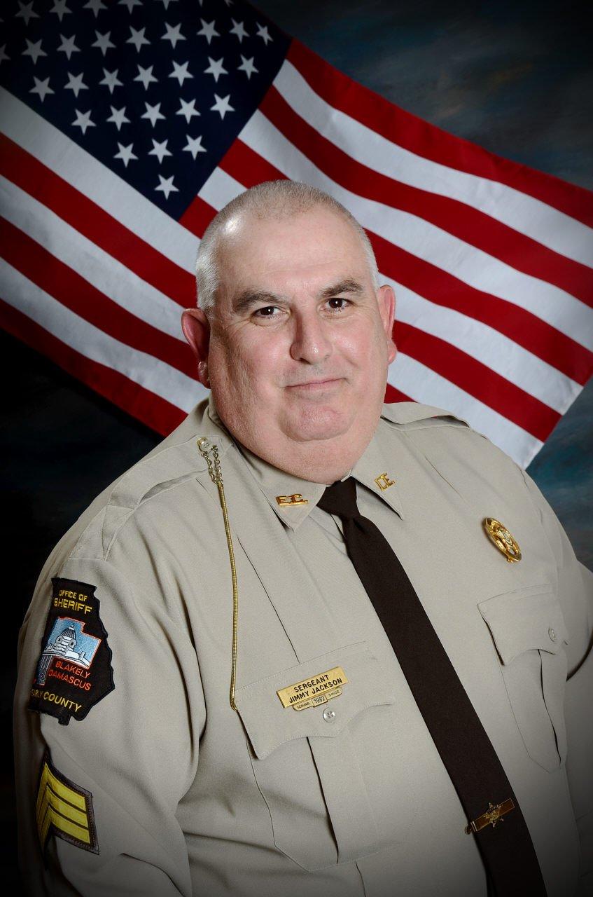 Lt. Jimmy Jackson