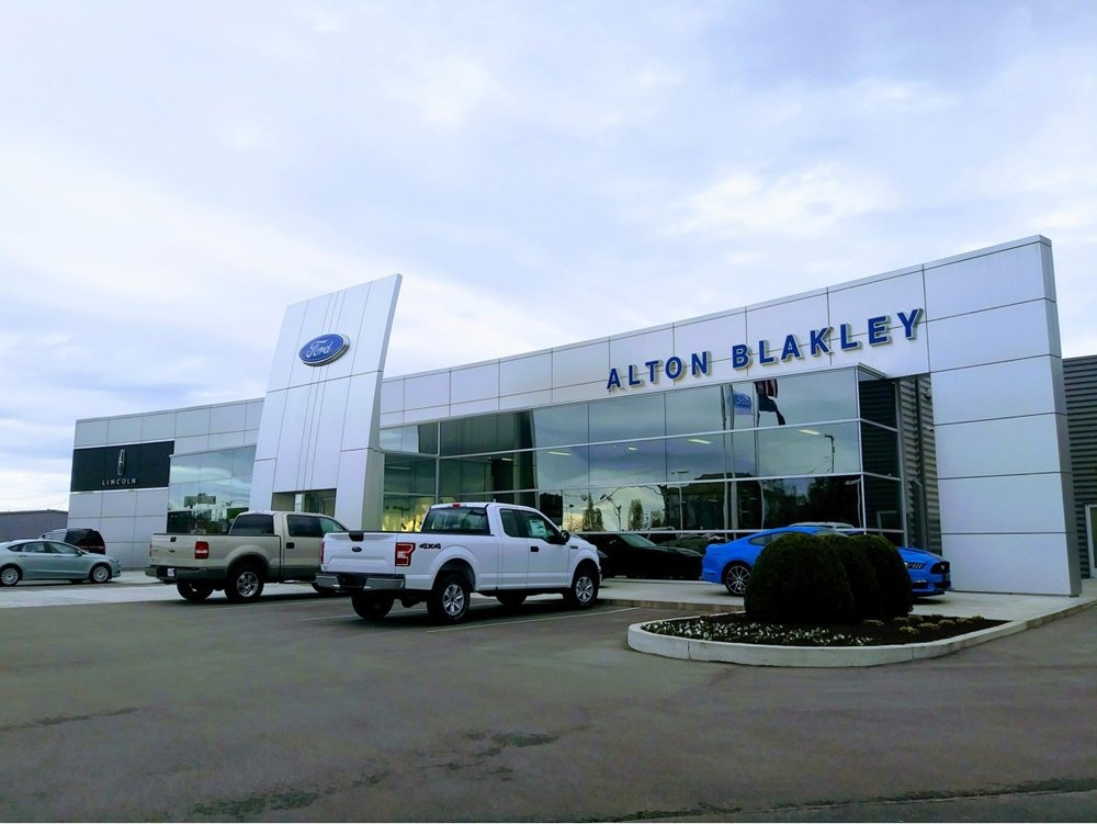 Alton Blakley Ford Somerset, Kentucky