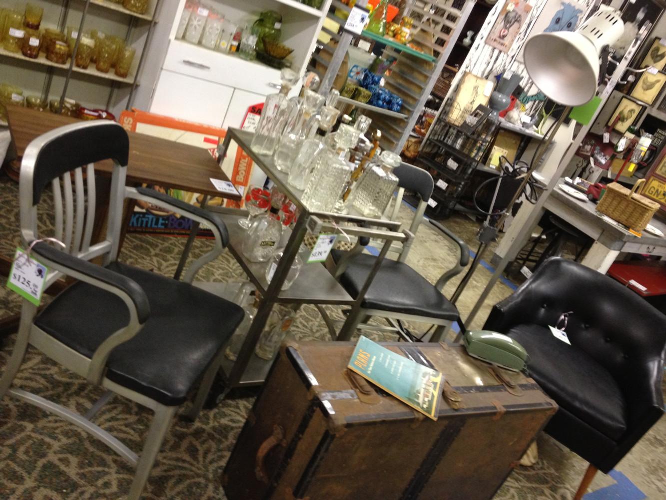 Vintage Furniture & Home Decor