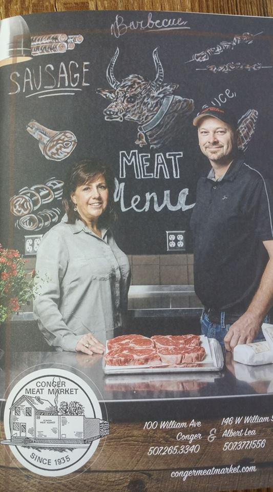 Conger Meat Market Flyer