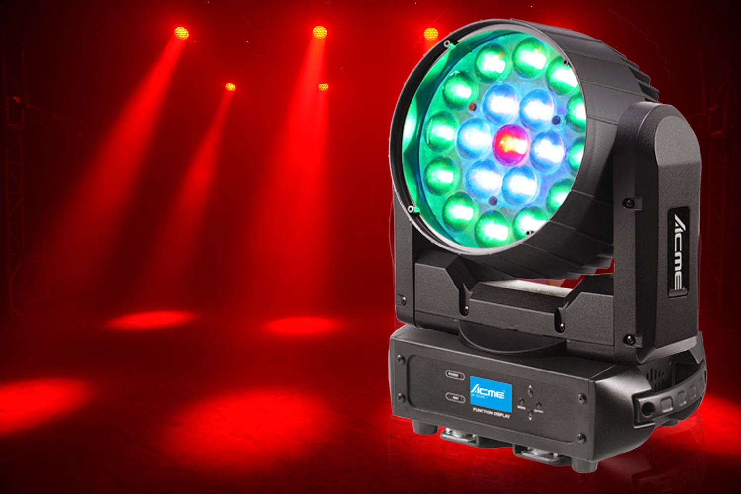 CM 300 Z MOVING HEAD ZOOM WASH